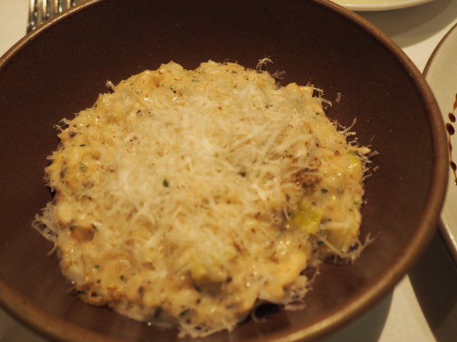 Gourmet Risotto from Livermore Valley Wineries Wente Vineyards